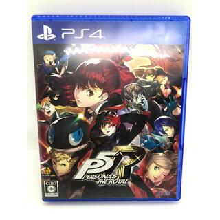 PlayStation4 - 【本日限定特価】ペルソナ5 ザ・ロイヤル PS4