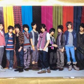 クリアファイル ★ Hey!Say!JUMP「Hey! Say! 2010(アイドルグッズ)