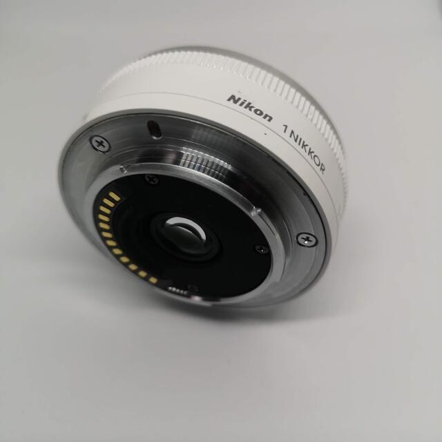 Nikon(ニコン)の1 Nikon 10mm単焦点レンズ スマホ/家電/カメラのカメラ(レンズ(単焦点))の商品写真
