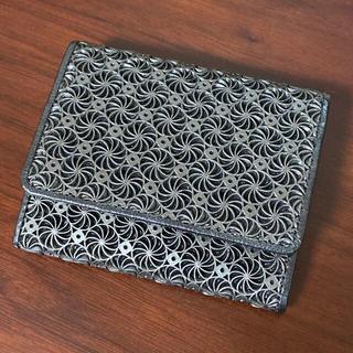 ヒロコハヤシ(HIROKO HAYASHI)のヒロコハヤシ ジラソーレ 薄型ミニ財布(財布)