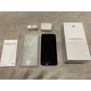 HUAWEI - HUAWEI P30 lite ミッドナイトブラック 64 GB SIMフリー