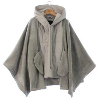 ダブルスタンダードクロージング(DOUBLE STANDARD CLOTHING)のDOUBLE STANDARD CLO パーカー レディース(パーカー)