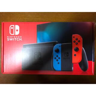 ニンテンドースイッチ(Nintendo Switch)のNintendo Switch ネオン 新品未開封(家庭用ゲーム機本体)
