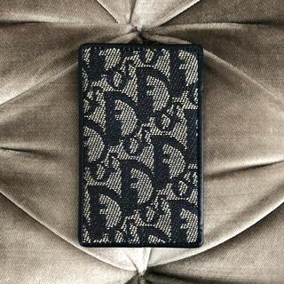 Christian Dior - クリスチャンディオール 💙 トロッター ヴィンテージ カードケース