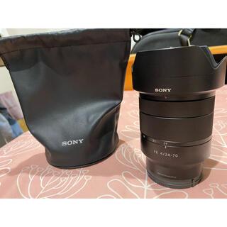 SONY - Sony  Eマウント24-70mm f4 OSS