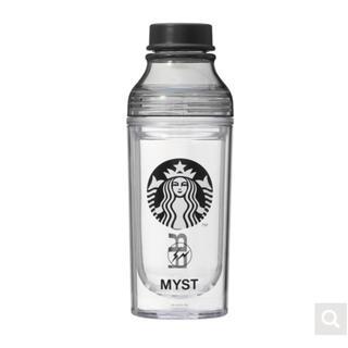 スターバックスコーヒー(Starbucks Coffee)のダブルウォールサニーボトルブラック FRGMT MYST 473ml(タンブラー)