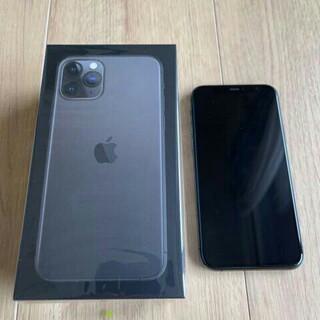 iPhone 11 Pro スペースグレイ 256 GB SIMフリー