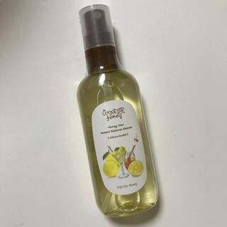 VECUA - 新品♡ワンダーハニー アロマエッセンスシャワー シトラスソルベの香り