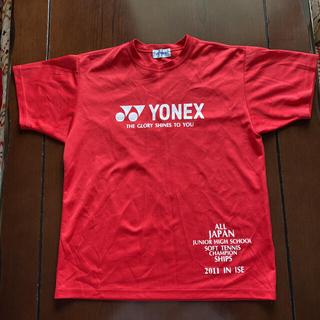 ヨネックス(YONEX)のヨネックス YONEX   Tシャツ レディースS(ウェア)