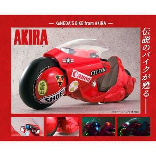BANDAI - アキラ 金田のバイク 新品