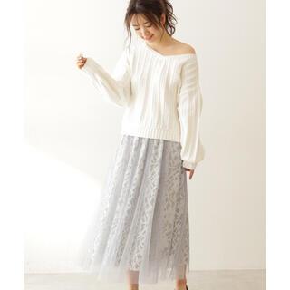 PROPORTION BODY DRESSING - 美品   PROPORTION BODY DRESSING フレアスカート