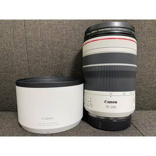 Canon - Canon RF 70-200mm F4 L IS USM ミラーレス 望遠