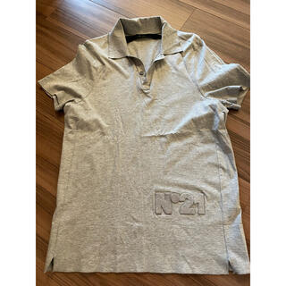 ヌメロヴェントゥーノ(N°21)の襟付きTシャツ(Tシャツ(半袖/袖なし))