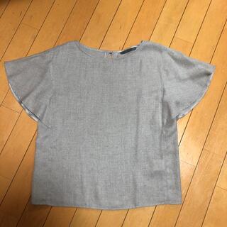 ボッシュ(BOSCH)のアイボリーブラウス(シャツ/ブラウス(半袖/袖なし))