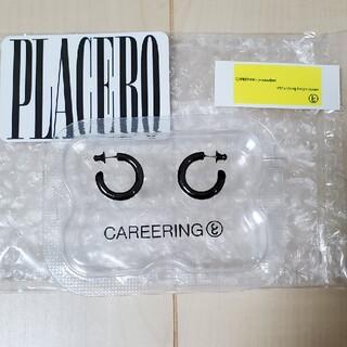 クロムハーツ(Chrome Hearts)のCareering Placebo 701 BK(ピアス(両耳用))