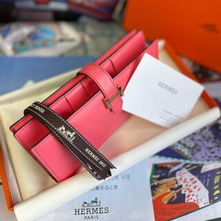 Hermes - 【正規品】HERMES 極美品 ✨エルメス 『べアン』スフレ 長財布 2017年