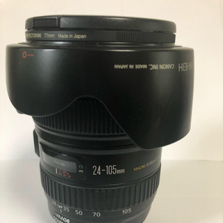Canon - ef24-105mm f4l is usm canon
