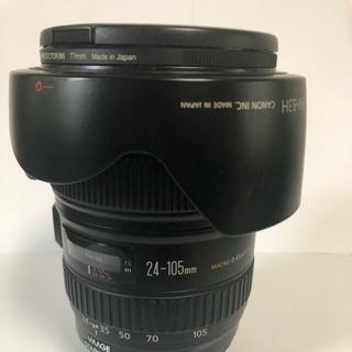 Canon - ef24-105mm f4l is usm canon おまけつき