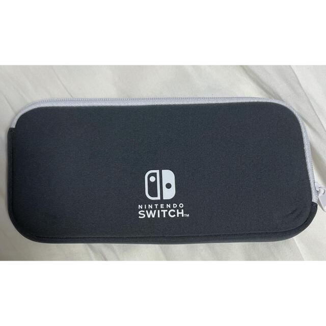 Nintendo Switch(ニンテンドースイッチ)のニンテンドースイッチライト グレー Nintendo switch Lite美品 エンタメ/ホビーのゲームソフト/ゲーム機本体(家庭用ゲーム機本体)の商品写真