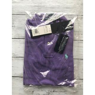 ポロラルフローレン(POLO RALPH LAUREN)のポロラルフローレン ポロシャツ ダークパープル レディースS ラスト1(ポロシャツ)
