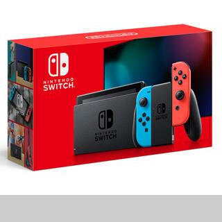 ニンテンドースイッチ(Nintendo Switch)のNintendo Switch 2021.06  新型 ニンテンドースイッチ(家庭用ゲーム機本体)