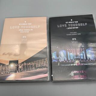 防弾少年団(BTS) - BTS/SPEAK YOURSELF+ LOVE YOURSELF 通常盤DVD