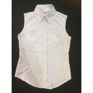 イネド(INED)のINED ノースリーブシャツ(シャツ/ブラウス(半袖/袖なし))
