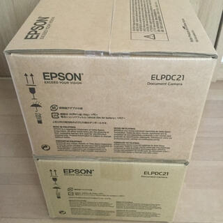 EPSON - EPSON ELPDC21 書画カメラ(新品・未使用品)