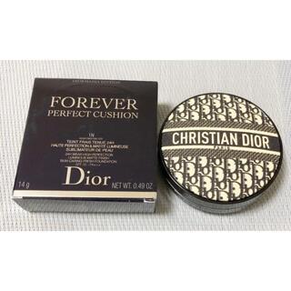 Dior - ディオールスキンフォーエヴァー クッション 1N