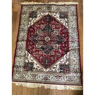 新品未使用 カーベット ラグ絨毯 ベルギー製 120×160cm