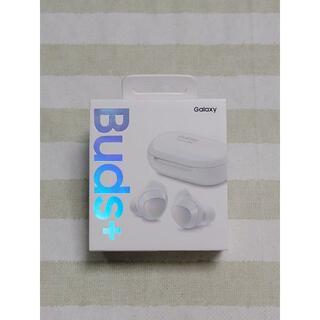 サムスン(SAMSUNG)のAyumu Kuragari様専用 Galaxy Buds+ White(ストラップ/イヤホンジャック)