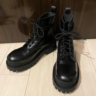 バレンシアガ(Balenciaga)の正規品 バレンシアガ ブーツ BALENCIAGA 36(ブーツ)