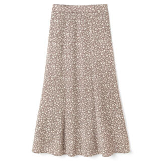 GRL - GRL 小花柄マーメイドスカート