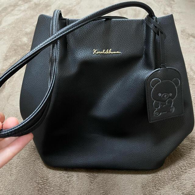 サンエックス(サンエックス)のリラックマ2wayバッグ レディースのバッグ(トートバッグ)の商品写真