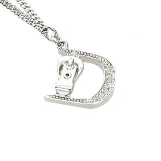 クリスチャンディオール(Christian Dior)のクリスチャンディオール ネックレス レディース 美品(ネックレス)