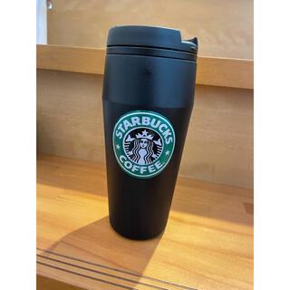 Starbucks Coffee - スターバックス タンブラー  ブラック 旧ロゴ レア スタバ
