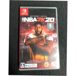 Nintendo Switch - NBA 2K20 Switch