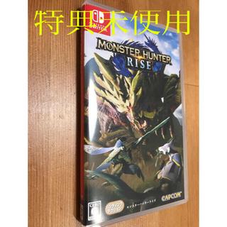 Nintendo Switch - 【送料込み】モンスターハンターライズ