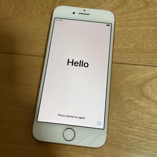 Apple - iPhone8 256G ゴールド