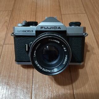 富士フイルム - FUJICA フジカ ST605Ⅱ フィルムカメラ アンティーク レトロ
