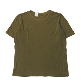 エヌハリウッド(N.HOOLYWOOD)のN.HOOLYWOOD コットンクルーネックTシャツ 半袖 メンズ(Tシャツ/カットソー(半袖/袖なし))