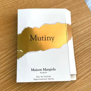 マルタンマルジェラ(Maison Martin Margiela)のMutiny  Maison Margiela PARIS ミューティニー (香水(女性用))