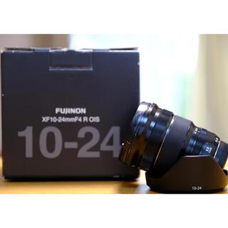 フジフイルム(富士フイルム)のFUJI FILM XF10-24F4 R OIS(レンズ(ズーム))