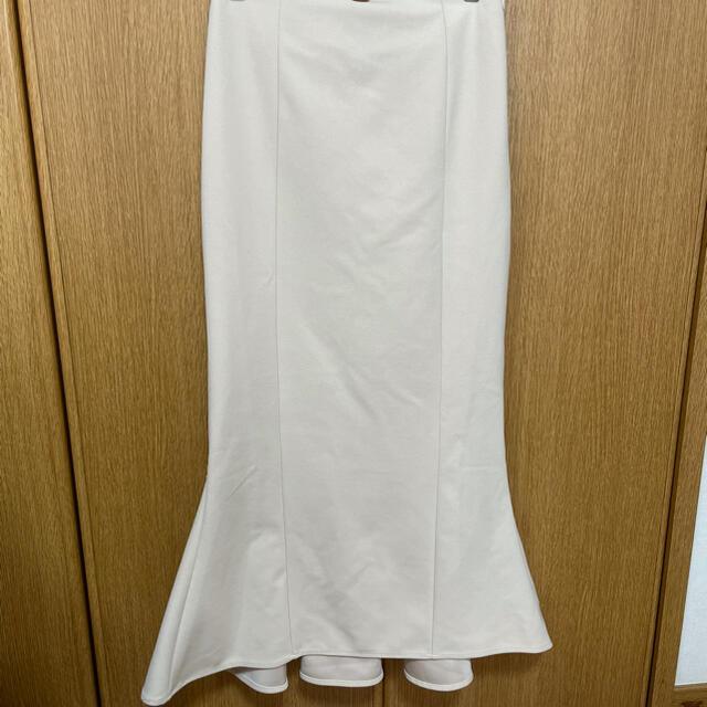 dholic(ディーホリック)のdholic マーメイドスカート 未使用 レディースのスカート(ロングスカート)の商品写真