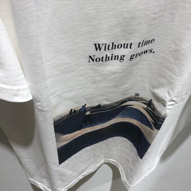 TATRAS(タトラス)のSeagreen 03サイズ シーグリーン TシャツWhite 新品未使用です! メンズのトップス(Tシャツ/カットソー(半袖/袖なし))の商品写真