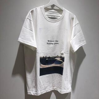 TATRAS - Seagreen 03サイズ シーグリーン TシャツWhite 新品未使用です!