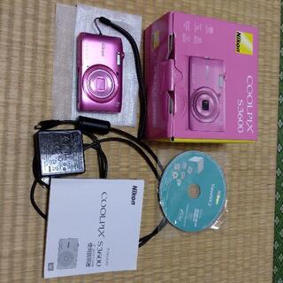 Nikon - Nikon COOLPIX S3600 デジタルカメラ
