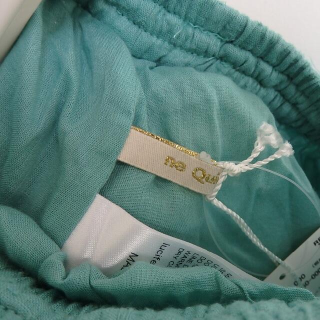 IENA(イエナ)の【新品】 NE QUITTEZ PAS コットン織スカート ¥19,800 レディースのスカート(ロングスカート)の商品写真