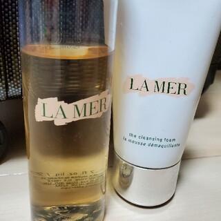 DE LA MER - LA MER 洗顔化粧水セット