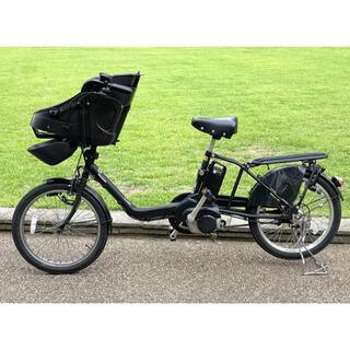 Panasonic - 電動アシスト自転車 パナソニック ギュットミニ DX18 20型 16Ah